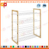 Metal Home Office Shoes Wire Shelves Stand Rack (ZHw176)