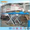 5500kg Car Lift with Extension Platform
