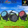 Color Changing Outdoor 54 3W LED PAR Light