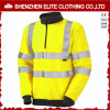 Warm Fluorescent Reflective Safety Jacket in Construction