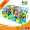 Plastic Children Indoor Playground Slide Equipment (XJ5050)