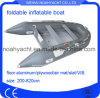 PVC or Hypalon Inflatable Pontoon Boat (CE)