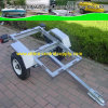 "Factory Made Small Ans Mini Light 23""X39"" Utility Trailer (CT0030A)"