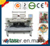 High Speed 2 Heads Computer Embroidery Machine for Sale