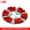 Concrete Floor Metal Trapezoid Grinding Diamonds