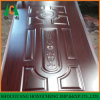 2.7mm-4.0mm Melamine High Glossy HDF Door Skin for Interior Doors