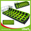 Top Indoor Children Large Cheap Trampoline Park Manufacturer