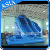 New Design Inflatable Corkscrew Water Slide for Rental