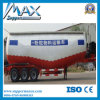 3 Axle 60cbm Bulk Cement Trailer with Engine