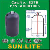 E27 Plastic Lampholder, Push-in Quick Terminals