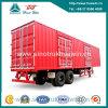 2 Axle 130 Cbm Van Cargo Semi Trailer