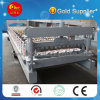 C10 Colored Steel Roof Cladding Roll Forming Machine