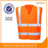 Star Sg High Visible LED Safety Vest /Red Safety Vest