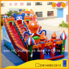 Inflatable Jumping Toy Large Octopus Castle Slide for Sale (AQ09103)