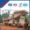 Gravity Sand Gold Washing Plant Trommel for Separating in Ghana