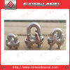 Stainless Steel Drop Forged Us Type Rope Clip Cable Clamp