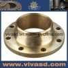 CNC Machined Aluminum Bronze Flanges