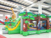 Hot Sell High Quality Inflatable Cartoon Castle for Child Playing