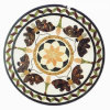 Marble Floor Stone Mosaic Medallion for Floor Decoration