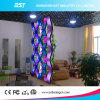 Flexible Indoor LED Display Used for Curved Design