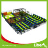 Indoor Custom Design Commercial Trampoline Park