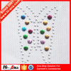 Accept OEM New Products Team Various Colors Rhinestone Template