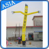 Cheap Yellow Color Inflatable Air Dancer, Inflatable Advertising Air Dancer