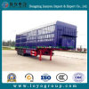 Hot Sale 3 Axle Fence Cargo Transport Stake Semi Trailer with Good Quality