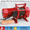 Kcd Wire Rope Electric Winch/Electric Hoist 750-1500kg 220V/380V