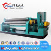 W11 Mechanical Rolling Machine, Metal Plate Rolling Machine with Solid Rollers