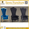 King and Queen Throne Chair for Wedding Dining