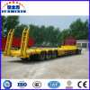 Heavy Duty 3 Axles Lowboy Lowbed Semi Trailer for Sale