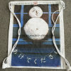 Drawstring Bags Made of 100% Cotton for Sport