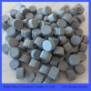 Tungsten Carbide Flattop Round Button Bits