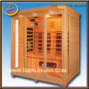 Safe Infrared Steam Soundproof Sauna Room