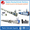 Plastic PE HDPE PP PVC Water Supply Pipe Extrusion Equipment