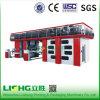 Ytc-8600 Plastic Film Ci Flexography Printing Machine Auto Feeding