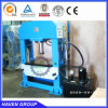 Hydraulic press machine for metal forming machine