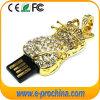 Full Capacity Diamond Jewelry USB Flash Drive with Premium Quality 8GB-16GB (ES266)
