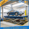 3t 3m Hydraulic Automotive Scissor Car Lift Platform with Ce