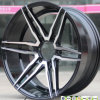 20*9.5j Car Concave Alloy Wheel Rims Via Jwl