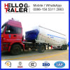 China 28 Tonne Bulk Cement Tank Trailer with Compressor