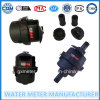 Kent Type Water Meter, Nylon Plastic Volumetric Water Meter Series