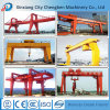 Mobile Double Girder Gantry Crane 10 Ton 50 Ton