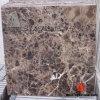 Dark Emperador Marble Composite Floor Tile with Porcelain