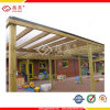 Clear Cheap Polycarbonate Roofing Sheets/Sheeting Materials
