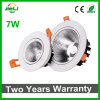 Good Quality 7W AC85-265V Recessed COB LED Downlight