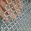 Crimped Square Decorative Dutch Stainless Steel Crimped Wire Mesh