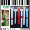 Plastic Shelf Hanging Hook Strip Plastic Clip Strip