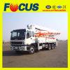 42m Concrete Pump Truck for Concrete Machinery